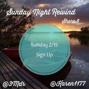 Sunday Night Rewind Share Group